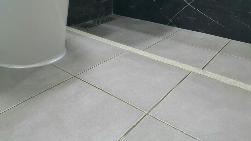 Bathroom Floor Grout Sealer